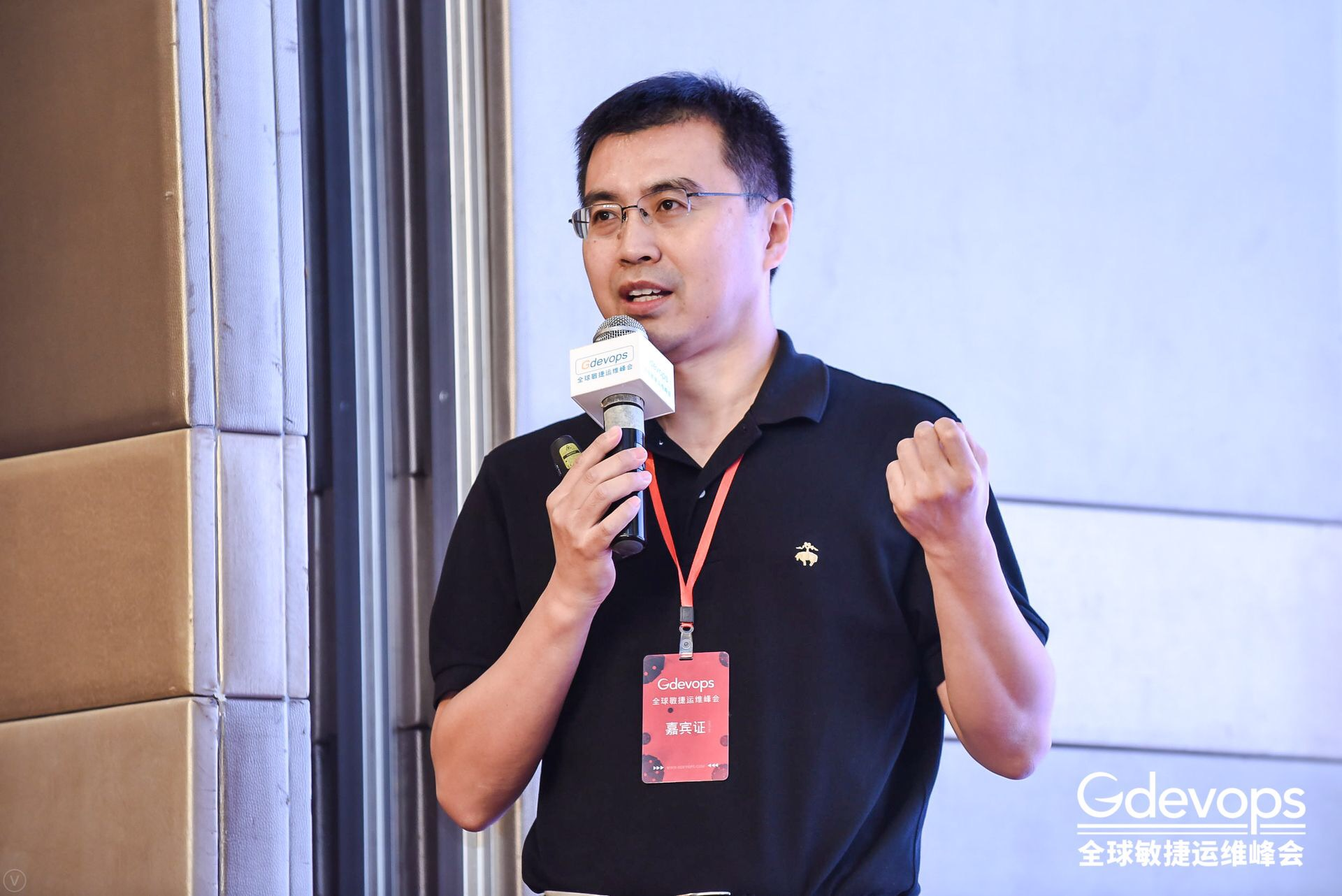 "Dan gave talks on ""Autonomous IT Operations"" in Suning Tech Day, iTechClub Annual Meeting, GOPS, and GDevOps"