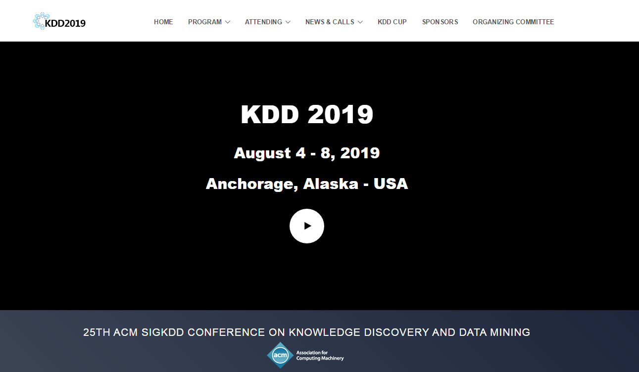 Congrats to Suya et al. on their KDD2019 paper !