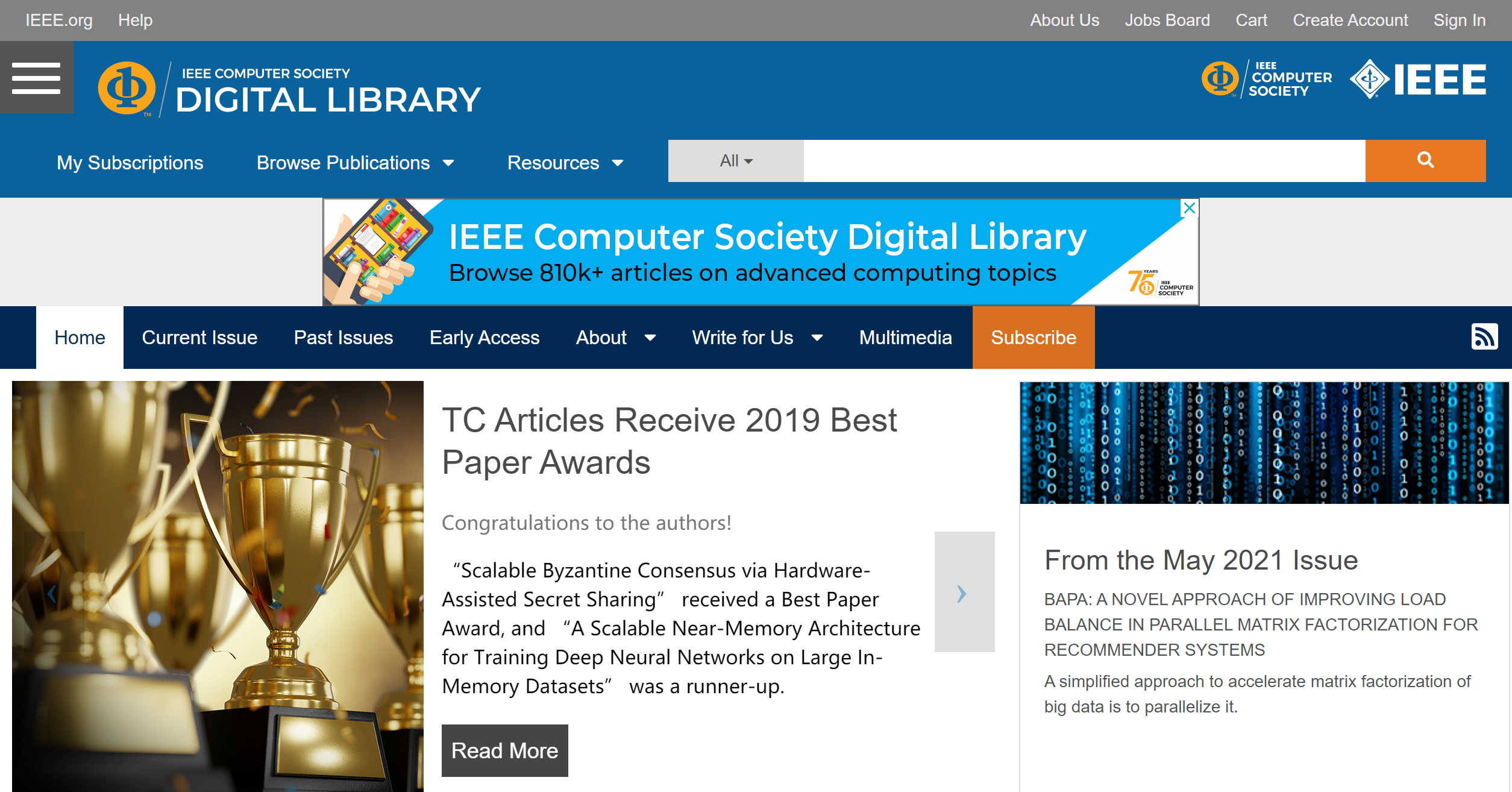 Mar: Congrats to Suya et al. on their IEEE TC paper !